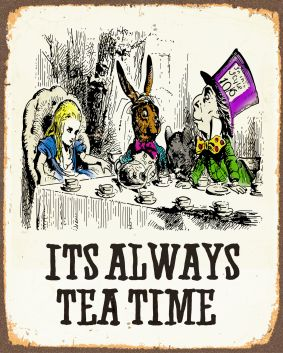 alice-in-wonderland-it-s-always-tea-time-metal-advertising-wall-sign-retro-art-3052-p