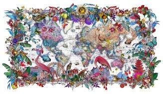 Gull_Fiskar_-_World_Map