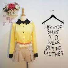 loomrack-life-is-too-short-to-wear-boring-clothes-wall-decal-wall-stickers-3133994041387