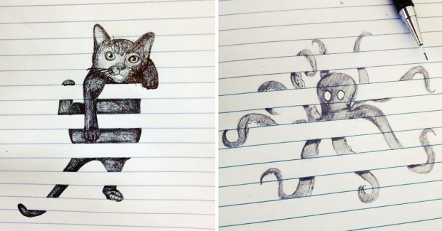 lined-paper-doodles-art-interactive-fb