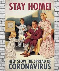 vintage PSAs are redesigned to help spread the word on coronavirus ...