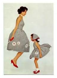 Vintage picture of a mother & daughter. Find the perfect Mother's ...