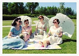 Picnic Hen Party | WeddingDates Blog | WeddingDates.co.uk