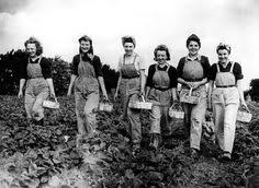 100+ THE LAND GIRLS ideas | land girls, women's land army, wwii women